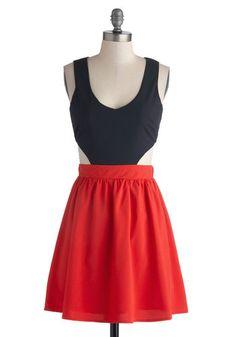 Bar Harbor Boat Tour Dress, #ModCloth