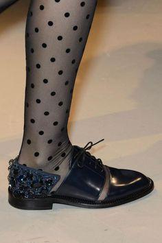 Tendance Chaussures   Défilé John Galliano Printemps-été 2016 Prêt-à-porter