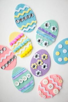 15 Easter Crafts for Preschoolers on Love the Day