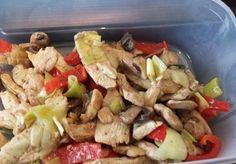 Welk eetpatroon na de quickstart? Atkins, Potato Salad, Potatoes, Lunch, Chicken, Ethnic Recipes, Food, Healthy Recipes, Mushroom