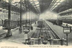1855 - La Gare de Lyon - Paris Unplugged