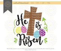 Easter Buckets, Easter Religious, Create Invitations, Cricut Creations, Easter Crafts, Easter Dyi, Crafts To Sell, Making Ideas, Silhouettes