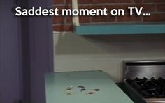 If you've seen this show, you'll know the feeling…