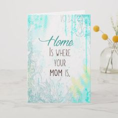 Trying to find a unique Mother's Day card can be a challenge. We have put together this collection to help you find that special card for Mom. Grandma Cards, Mom Cards, Mom And Grandma, Step Mothers Day, Happy Mothers, Foster Mom, Black Mother, You're Awesome, Zazzle Invitations