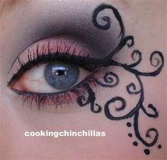 Eyeliner design for weekend