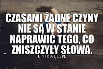 Stylowi.pl - Odkrywaj, kolekcjonuj, kupuj Words Quotes, Wise Words, Mottos, Thoughts, Humor, Life, Quotes, Cheer, Word Of Wisdom