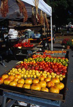 Farmer's Market, Amherst, MA