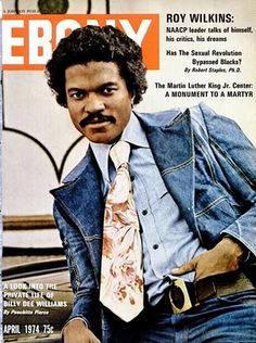 Ebony Magazine Cover 1962 | April 1974 - A Look into the Private Life of Billy Dee Williams; Has ...