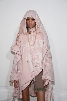 See our cover star's Marie Antoinette-inspired Fenty x Puma collection