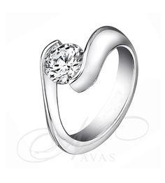 El anillo de diamantes PENHALTA 6 es un moderno diseño de joyeria creado por Penhalta y realizado en oro de 18 quilates. Esta joya se caracteriza por ser un anillo actual y de sencilla belleza. Como marca de referencia en la moda nupcial, Penhalta crea un perfecto anillo de compromiso, moderno y juvenil, asi como un afantastica joya de uso diario, que será un total acierto para un regalo especial.  https://navasjoyeros.com/penhalta-6-solitario-diamantes.html
