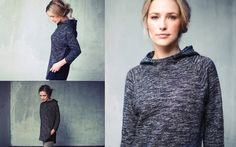Three Stones · Look Book Ricki Lee, Third, Stones, Turtle Neck, My Style, Grey, Fall, Model, Sweaters