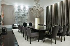 Preto na decoração é tendência – veja ambientes maravilhosos   dicas!