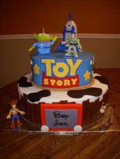 Toy Story Baby Shower By KarolynAndrea on CakeCentral.com