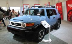 Toyota FJ Cruiser Ultimate Edition Sounds the FJ's Death Knell. For more, click http://www.autoguide.com/auto-news/2013/11/toyota-fj-cruiser-ultimate-edition-sounds-the-fjs-death-knell.html