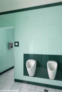 Lacobel Green Pastel 1604