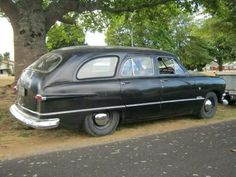 1951 Ford Ambulance-Hearse