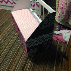 Side toy box