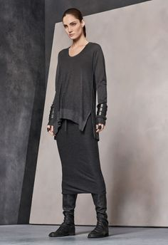 Easy Slit Pull Over – Urban Zen
