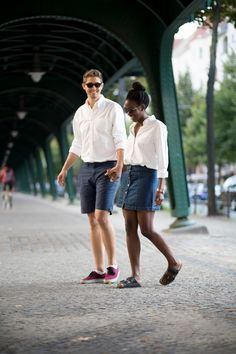 Interracial relationships in france