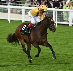 Lady Aurelia. Queen Mary Stakes.