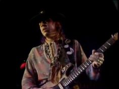Stevie Ray Vaughan solo (Testify) at the Mocambo, 1983