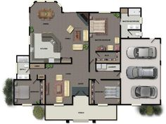 great floor plans for small houses
