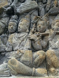 Borobudur Temple - 11/30/2012 -by ljs2011