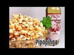 """""""Pipopinga"""": Aprenda a fazer a deliciosa e embriagante Pipoca de Jurupinga"""