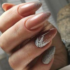 Best Acrylic Nails, Acrylic Nail Designs, Nail Art Designs, Xmas Nails, Christmas Nails, Stylish Nails, Trendy Nails, Nagel Bling, Nagellack Design