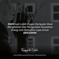 Crush Quotes, Girl Quotes, Me Quotes, Motivational Quotes, Qoutes, Muslim Quotes, Islamic Quotes, Beautiful Quotes Tumblr, Jodoh Quotes