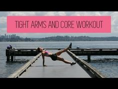 HIIT - Tight Arms and Core Workout - AT HOME WORKOUT - NO EQUIPMENT NEEDED - YouTube