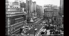 São Paulo (SP) - Praça Ramos, década 1960.