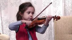 I. Dunayevsky Lullaby; Teacher - O. Pavlov—See more of this young violinist #from_pole3215