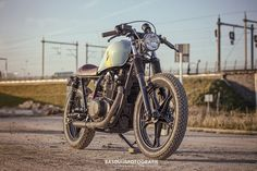 Suzuki GS450 Cafe Racer by Wrench Kings 2