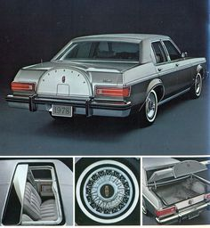 1978 Lincoln Versailles...oooh, we all make slips...!  Still, not too bad as these things go...
