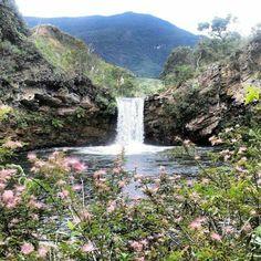 ♡ Cachoeira do Caldeirão - Baependi (MG) - Foto: Ana Carolina Crisol # Minas Gerais # Natureza # Beleza # Tranquilidade