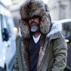 91269d9ee31 Men s Fur Russian-Style Hat
