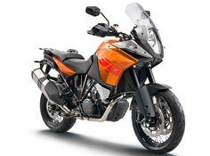 KTM 1190 Adventure 2015 Touring Motorcycle Dual Sport Bike