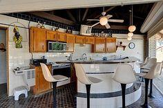outdoor nautical bar