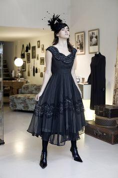 Très Très Chic! Goth, Chic, Black, Style, Fashion, Gothic, Shabby Chic, Swag, Moda