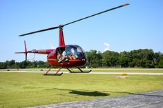 Catch aerial views of Hilton Head Island with a helicopter tour