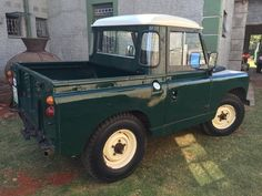 Land Rover Truck, Land Rover Pick Up, Land Rover 88, Land Rover Series 3, Land Rover Defender 110, Defender 90, Landrover Defender, Pretty Cars, Off Road