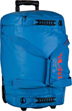 Tatonka Barrel Roller M Bright Blue - Rollenreisetasche