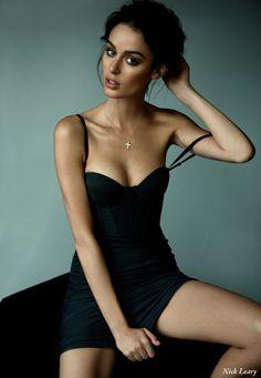 Nicole Trunfio Fashion Model.