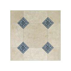 12 X 12 Decorative Tiles Alluring Nexus Vinyl Tile N316 Geometric Self Adhesive Vinyl Floor Tiles 1 Design Inspiration