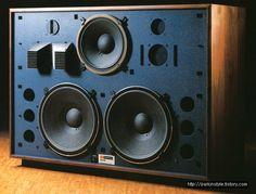 파크의 오디오 & 공방 :: 울트라미니 12 JBL 4350 미니어처 (JBL 4350 miniature)