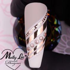 3d Nail Art, Nail Art Blog, Nail Art Hacks, Nail Art Designs Videos, Nail Design Video, Nail Art Videos, Bright Summer Acrylic Nails, Best Acrylic Nails, Summer Nails