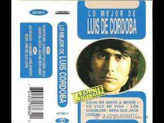 Luis de Cordoba no hay quien te entienda - Tangos
