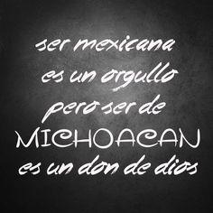 Ser Michoacana