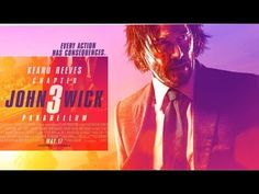 ©Lionsgate's Summit Entertainment John Wick: Chapter 3 – Parabellum is scheduled for general release on May . New Trailers, Movie Trailers, John Wick, Youtube Poster, Trailer Youtube, Asia Kate Dillon, Jerome Flynn, Cool Posters, Movie Posters